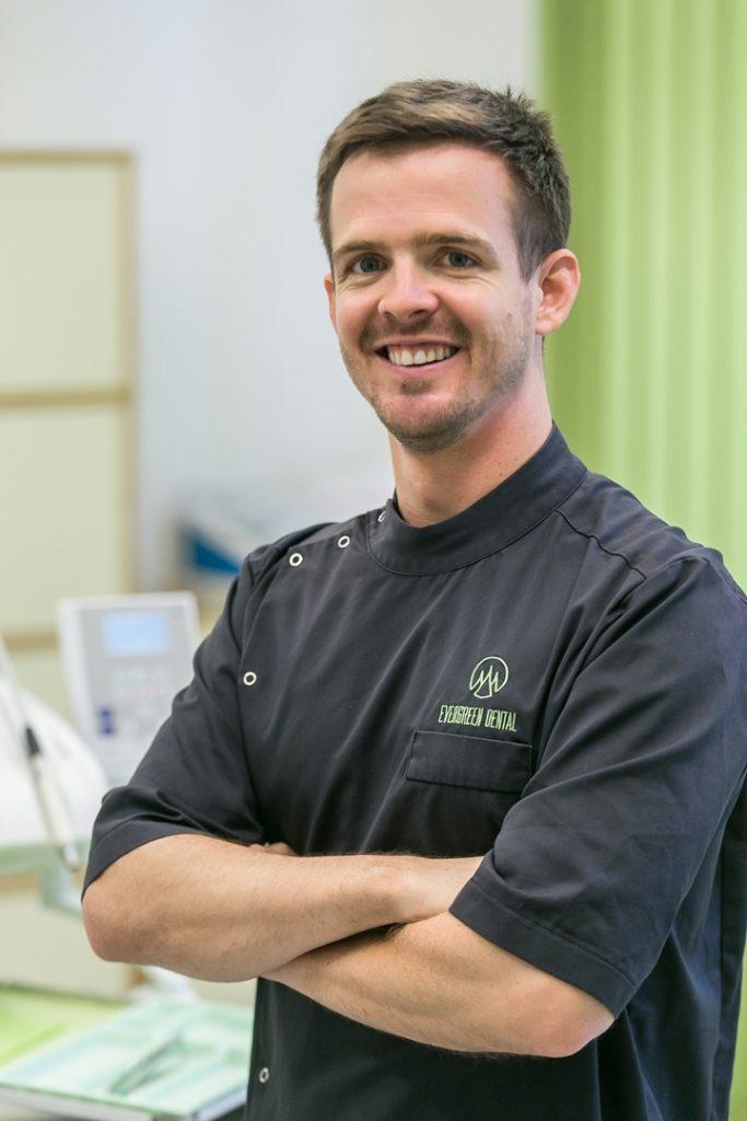 Evergreen Dental Dentist Dr. Gergo Horvath