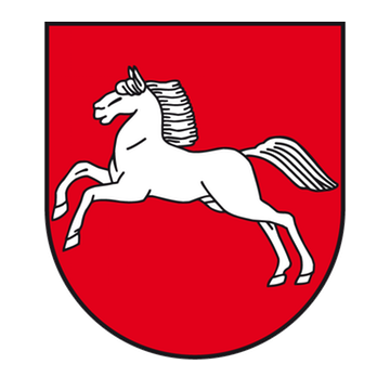 Wappen von Nidersachsen
