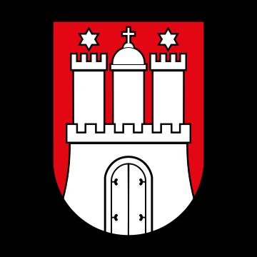 Wappen von Hamburg